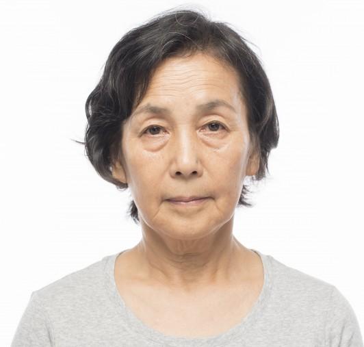 68歳の女性