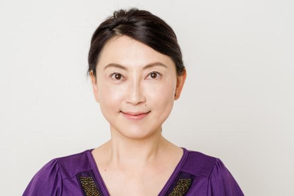 ウォーキングインストラクターの長坂靖子さん