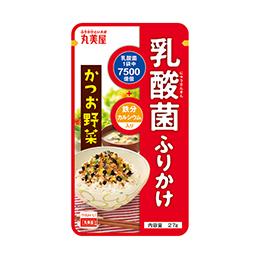 乳酸菌ふりかけ<かつお野菜>(丸美屋)