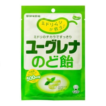 ユーグレナのど飴(UHA味覚糖)