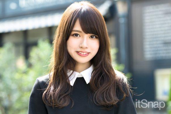 駒澤大学二年・ひなのサン(160cm)