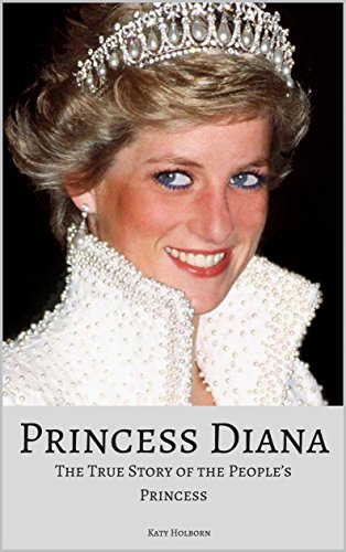 『PRINCESS DIANA: The True Story of the People's Princess』より