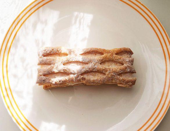 バター香る カスタード&ホイップパイ