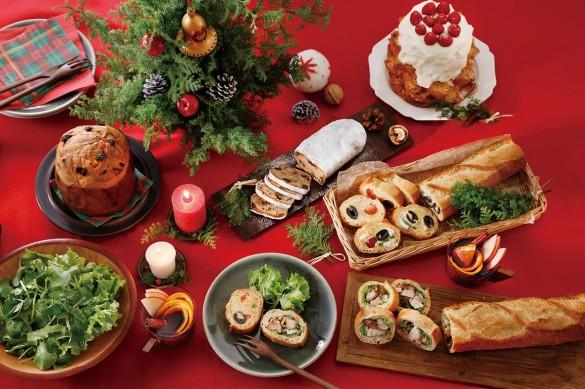 クリスマス伝統菓子