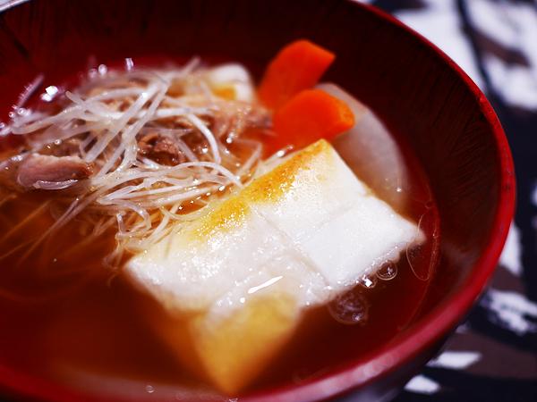 中華風雑煮1
