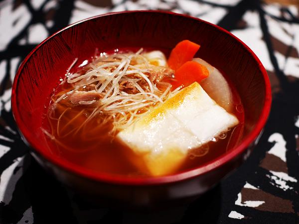 中華風雑煮2