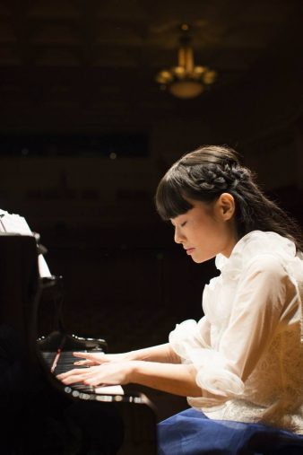 野田あすかさんステージ写真