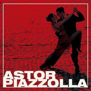 CD『ブエノスアイレスの四季~生誕90周年記念 アストル・ピアソラ作品集』