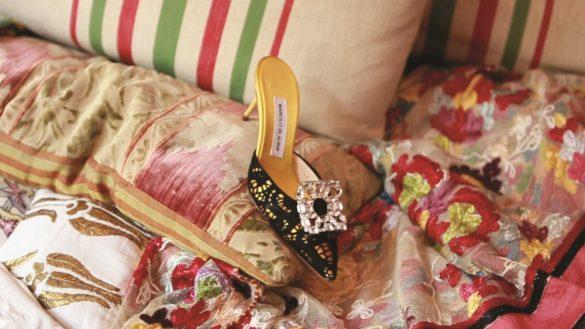 『マノロ・ブラニク トカゲに靴を作った少年』より