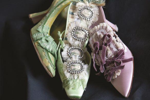 『マノロ・ブラニク トカゲに靴を作った少年』より_8