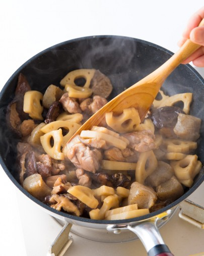 筑前煮の作り方