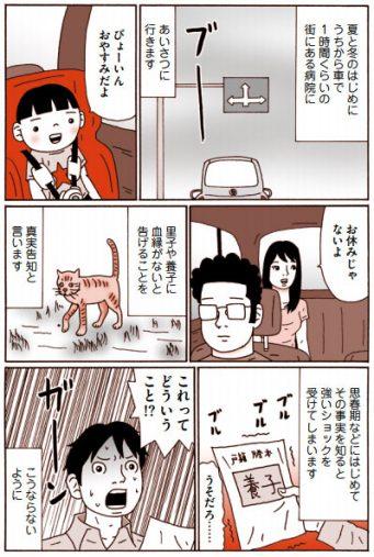 『うちの子になりなよ 里子を特別養子縁組しました』(イースト・プレス)より