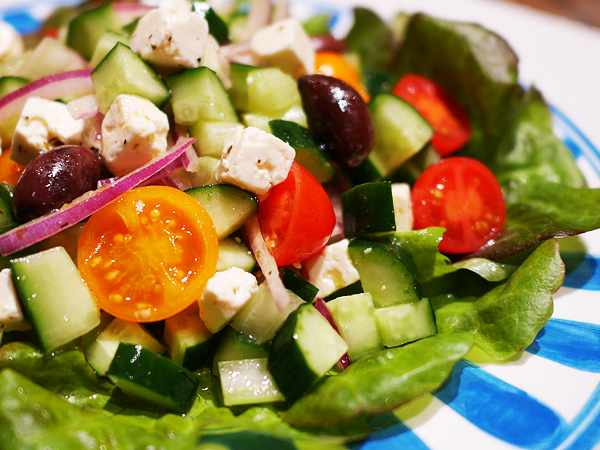 ギリシャ風サラダ