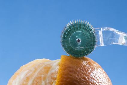 デルマローラーとオレンジ