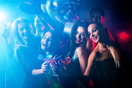クラブと女性
