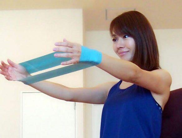 二の腕のエクササイズ