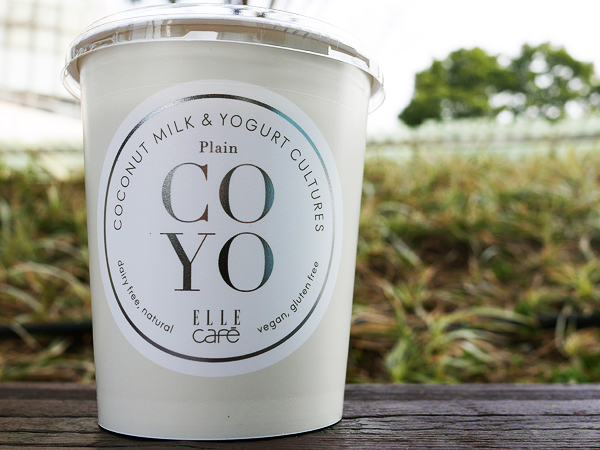 ココナッツヨーグルト(ELLE cafe COYO)1