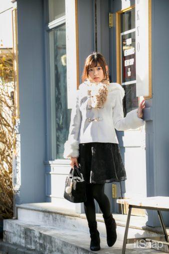 青山学院女子短期大学一年・尾野琳花サン(160cm)