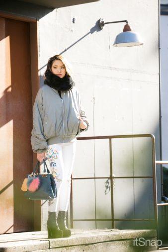 フリーモデル・サニカさん(163cm)