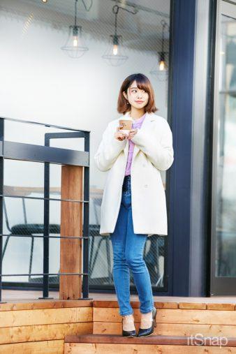 東京医療保健大学二年・二葉蓮美サン(155cm)