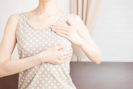 女性が一番かかりやすいのは「乳がん」