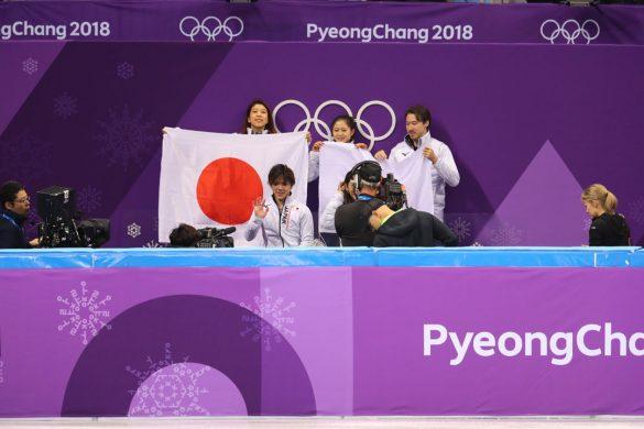 フィギュアスケート団体のメンバー