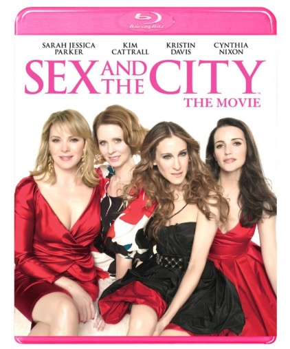 SEX AND THE CITY [THE MOVIE]