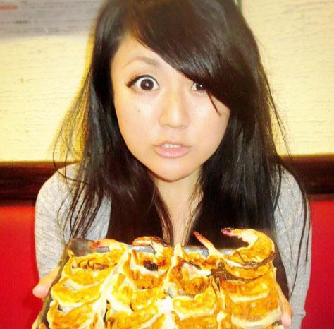 餃子となちゅ