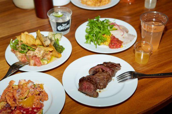 メキシコ料理と「クエルボ・マルガリータ」