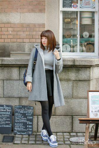 フリーモデル・林由美サン(158cm)