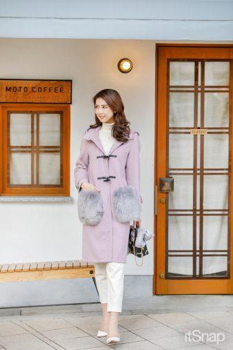モデル・井上麻衣サン(174cm)