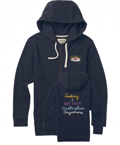 Women's Neverwhere Full-Zip Hoodie