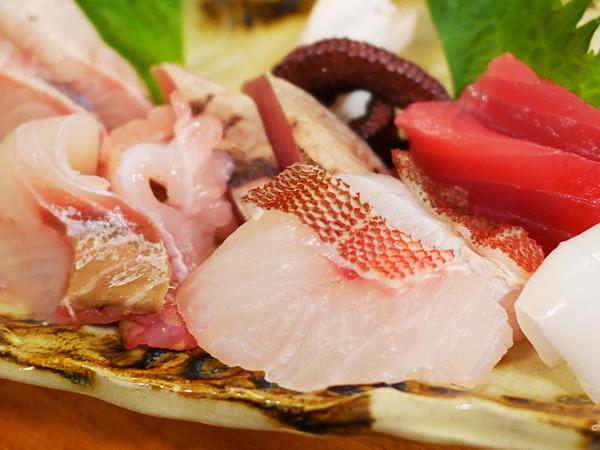 沖縄 魚介料理