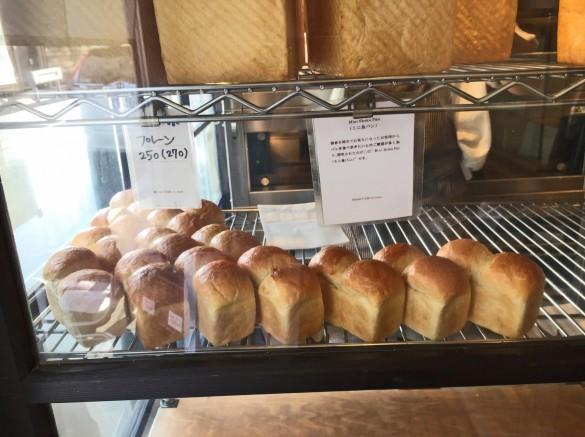 ブレッドコード ミニ食パン