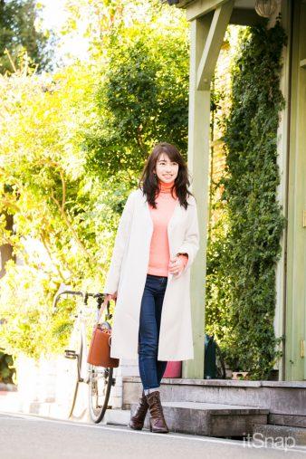 OL・和田優美サン(158cm)