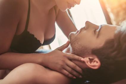 男性は女性の中に入れた時、どんな感覚?