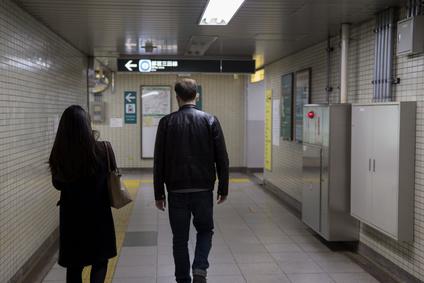 日本で痴漢を覚える外国人が増えている