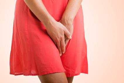女性の股間