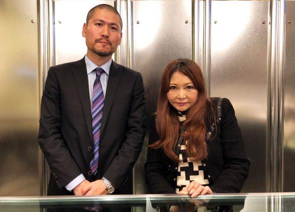斉藤章佳さんと中村うさぎさん