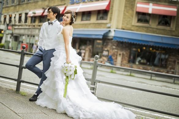 結婚するふたり