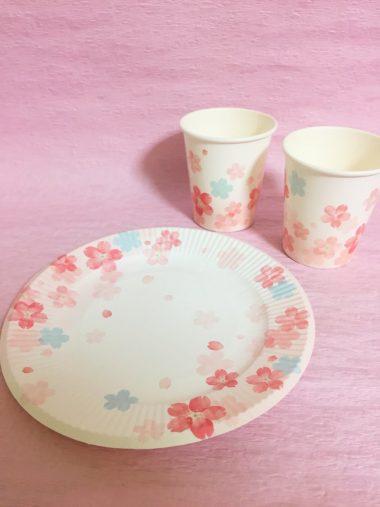 紙皿&紙コップ