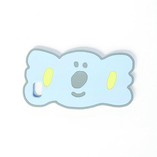 iPhone用シリコンケース(コアラ)200円