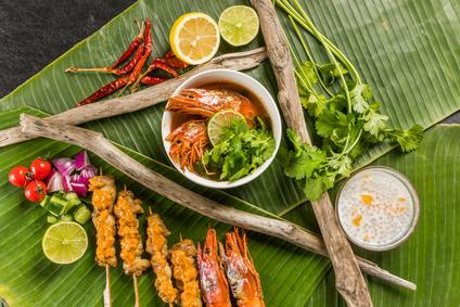 東南アジアの料理