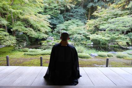 日本の僧侶