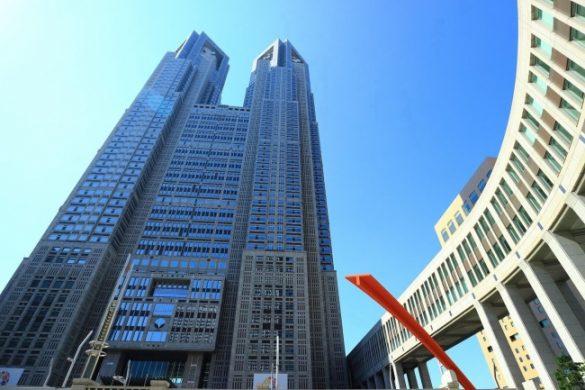 東京都庁舎が1位を獲得