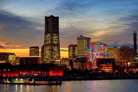 横浜港大さん橋 国際客船ターミナル