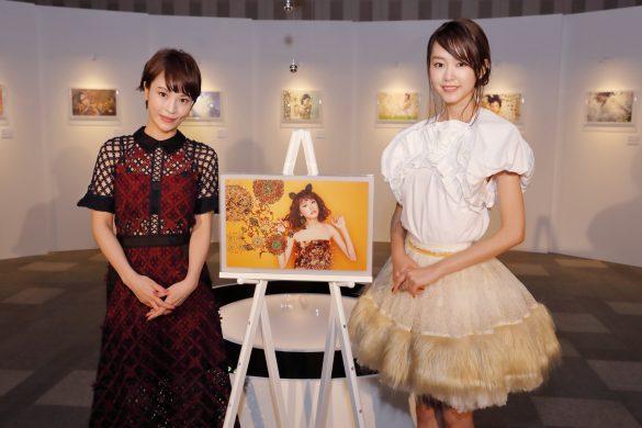 桐谷さん(右)と清川さん