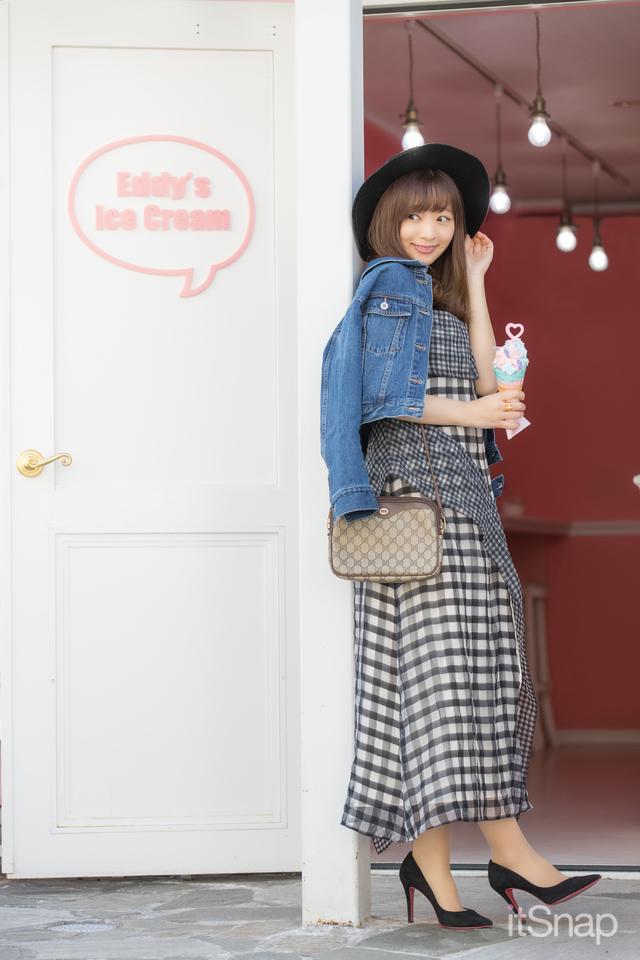アイドル・和田瞳サン(161cm)