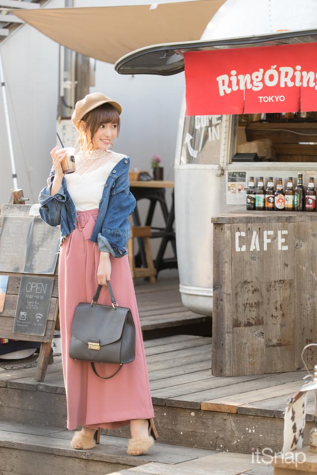 モデル、歌手、レースクイーン・引地裕美サン(160cm)