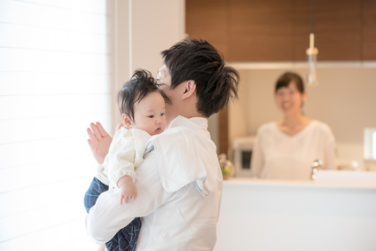 夫になれなくても、父にはなれる?